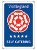 Visit England 5 Star Self Catering Award